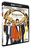 Kingsman : Le Cercle d'Or [Blu-ray] [4K Ultra HD + Blu-ray + Digital HD] [4K Ultra HD + Blu-ray + Digital HD] [4K Ultra HD + Blu-ray + Digital HD]