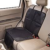SUNPIE asiento infantil para Duomat Elite para los asientos del coche, protector de los asientos del coche por unidad antideslizante, segura, duradera Negro