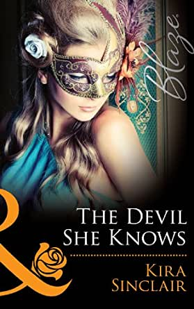 The Devil She Knows (Mills & Boon Blaze) (Mills and Boon Blaze
