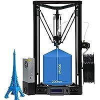 Anycubic Delta Rostock 3D Drucker Zusammenbauen Kossel Kit Große Druckgröße φ230x270mm (Plus Version)