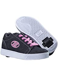 Heelys STRAIGHT UP Schuh 2014 pink/charcoal/white