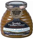 Heather Hills Honey Farm Scottish Heather Honey with Edradour Malt Whisky 340g, 1er Pack (1 x 340 g)