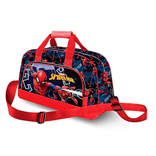 Marron Brown Karactermania Minnie Mouse Muffin-Pocket Sports Bag Sac de Sport Enfant 45 cm