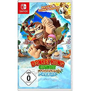 Donkey Kong country Tropical Freeze – Twister Parent