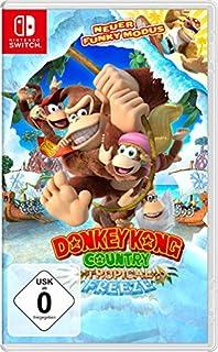 Donkey Kong Country Tropical Freeze - [Nintendo Switch] (B07913DTK3) | Amazon Products