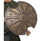 Escudo romano de Aquiles soldado accesorios de traje vestuario