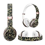 Deylaying Vinyle Body Coquille Protecteur Autocollant Casque Wrap Sticker Skin Decal 108# Pour Beats Solo3 Wireless Headphones