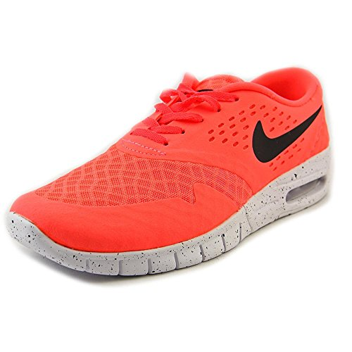 Nike Eric Koston 2 Max, Chaussures de Skate Homme, Rouge, Taille Hot Lava/Black-White