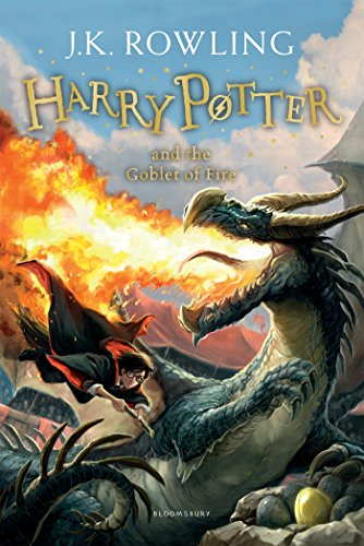 Harry Potter and the Goblet of Fire: 4/7 Harry Potter