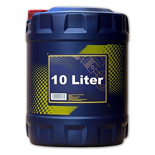 MANNOL Racing+Ester 10W-60 API SN/SM/CF Motorenöl, 10 Liter