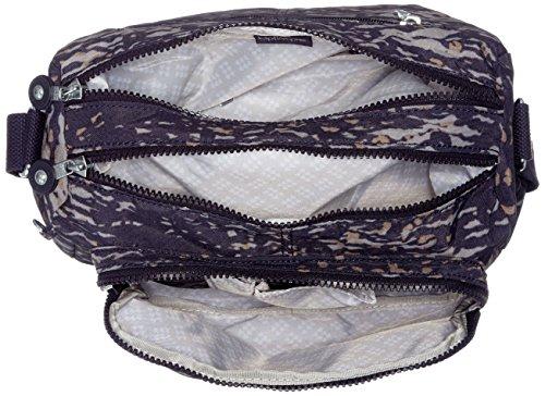 Kipling Damen Reth Umhängetasche, 27 x 17.5 x 0.1 cm Mehrfarbig (WATER Camo)