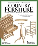 Furniture Best Deals - American Country Furniture: Projects From the Workshops of David T. Smith (American Woodworker) (English Edition)