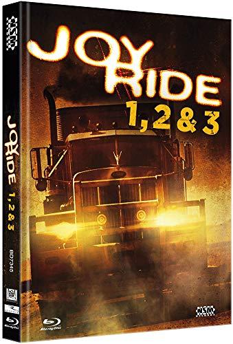Joy Ride 1-3 [Blu-Ray] - uncut - auf 333 limitiertes Mediabook Cover C