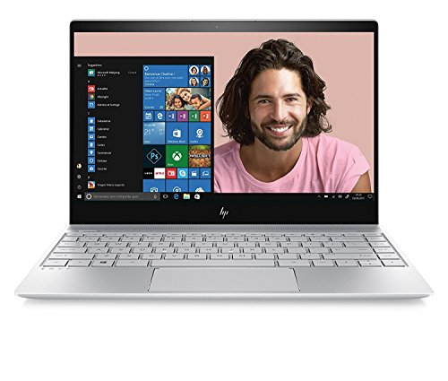 "[Ancien Modèle] HP ENVY 13-ad114nf Ultrabook 4K UHD 13"" (Intel Core i5, 8 Go de RAM, SSD 128 Go, Intel UHD 620, Windows 10) Argent"