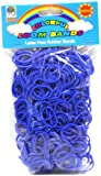 Loom Bandz - Rainbow Colours - Dark Blue 600 Count