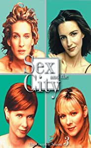 Sex And The City: Season 3 (3 DVDs)