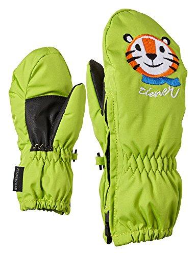 Ziener Baby LE Zoo Minis Handschuhe, Lime Green, -