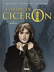 L'ordre de Cicéron, Tome 4 : Verdicts