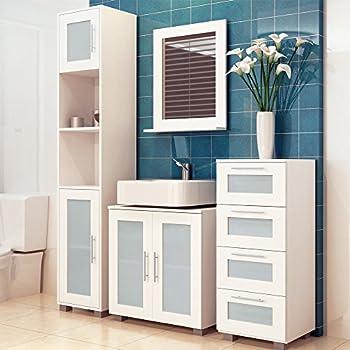 Badezimmerhochschrank badezimmerschrank for Badezimmerschrank set