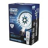 Oral-B Pro 2500Rotierende-vibrierende Zahnbürste Schwarz, Weiß