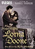 Lorna Doone (1922) (Silent) (Full Col) [DVD] [NTSC]