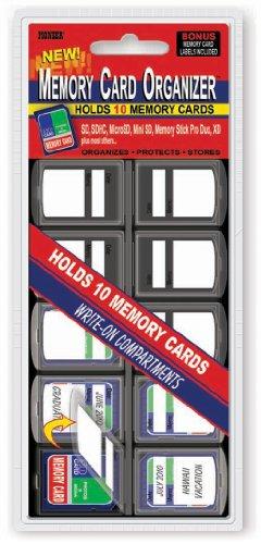 Preisvergleich Produktbild Pioneer 10fach Speicherkarte Organizer