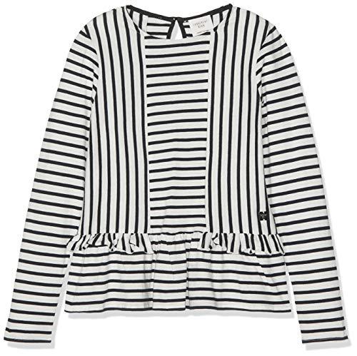 0452ae05e Carrément Beau tee-Shirt Camiseta, Marfil (Écru Marine N78), 6 años (Talla  del Fabricante: 06A) para Niñas