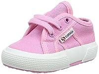 Superga 2750-Bebj Baby Classic, Unisex Babies�?? shoes, Pink (V28), 4.5 Child UK