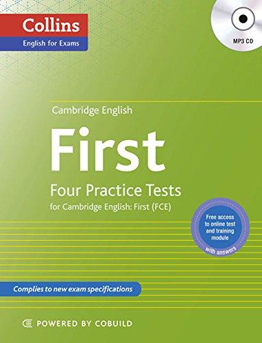 Practice Tests for Cambridge English: First: FCE (Collins Cambridge English) par Peter Travis