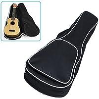 Hrph 21/23/26 Inches Ukulele Padded Bag Guitar Bags Funda para guitarra acústica Instrumentos musicales Partes de guitarra