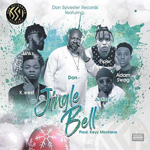 Jingle Bell (feat. Adam Swag, Justissy & Kwest) Bell Swag