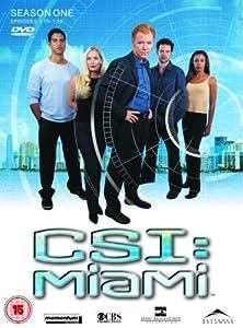 C.S.I: Crime Scene Investigation - Miami - Season 1 Part 2 [DVD] [2003]