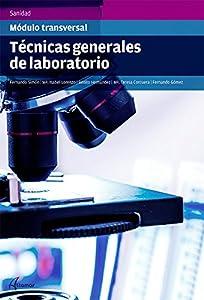 El trabajo en el laboratorio. El material de laboratorio. Limpieza y mantenimiento de los materiales de laboratorio. Los productos de laboratorio. Las disoluciones. Técnicas potenciométricas. Las técnicas de separación. Las técnicas de microscopía. C...