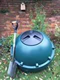 The CompoSphere - 315 Litre Rollable Compost Tumbler Bin