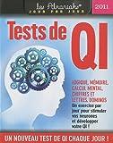 Tests de QI 2011...