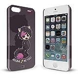 YOUNiiK Premium Case für Apple iPhone 5 / 5S - Ayumi Secret - Handyhülle Cover in einzigartiger Qualität, randlos bedruckt und extrem kratzfest