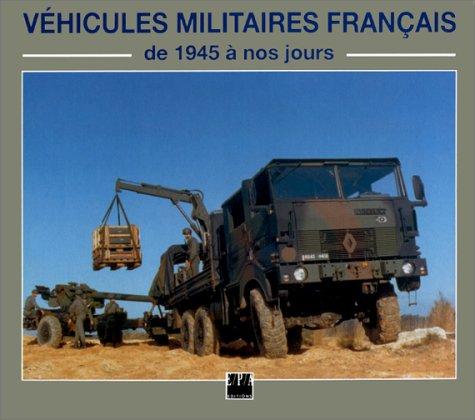 Véhicules militaires français de 1945 à nos jours