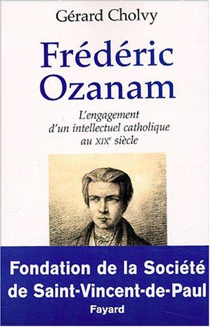 Frdric Ozanam, 1813-1853