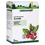 Acerola Naturtrüber Fruchtsaft, 600 ml Saft,