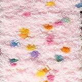 James Brett - Pelotte de grosse laine - Effet confettis - 100 g - Super douce - Pour travaux manuels.