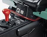 Rolly Toys 036639 Feuerwehr Unimog Farmtrac classic inklusive Rundumleuchte Flashlight, mit Kettenantrieb, Schaltung, Handbremse (für Kinder von 3 – 8 Jahren, TÜV/GS geprüft, Farbe: Rot) - 3