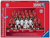 Ravensburger Erwachsenenpuzzle 19879 FC Bayern Saison 2018/19, Puzzle