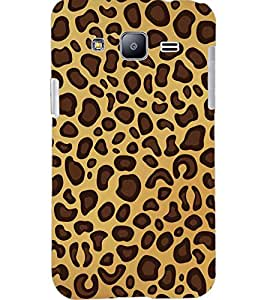 PrintDhaba PATTERN D-6859 Back Case Cover for SAMSUNG GALAXY J2 (Multi-Coloured)