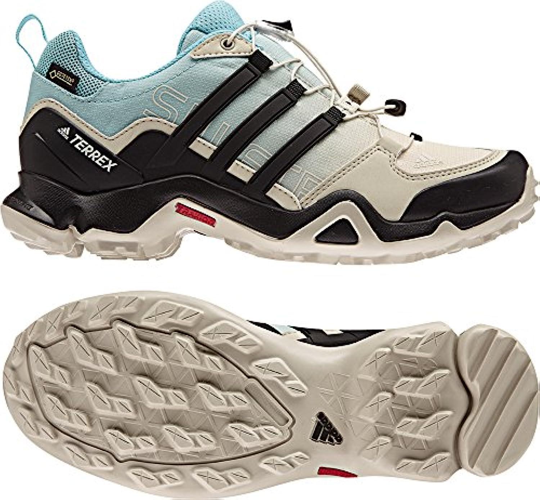 Adidas Terrex Swift R GTX W, Zapatos de Senderismo para Mujer, Marrón (Marrone Marcla/Negbas/Mensen), 36 EU