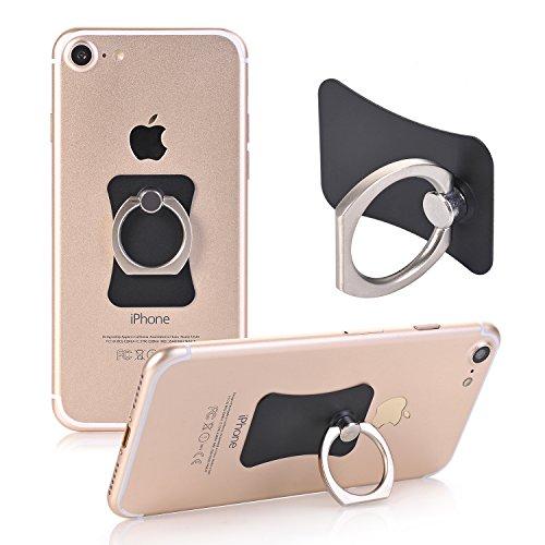 CLM-Tech Finger-Halterung Smartphone Metall...