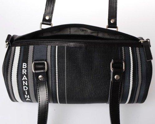 Brandina The Original , Sac pour femme à porter à l'épaule Isola Bianca