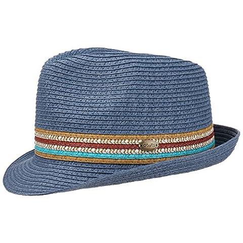 Barts Hats Kids Guitar Toyo Straw Trilby Hat - Blue 53