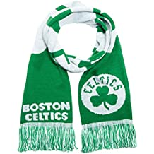 Forever Collectibles Bufanda 9324 NBA bufanda Boston Celtics, svnb 14wm bcam, todo el año