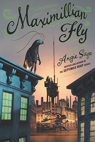 Maximillian Fly (English Edition)