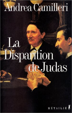 La Disparition De Judas [Pdf/ePub] eBook